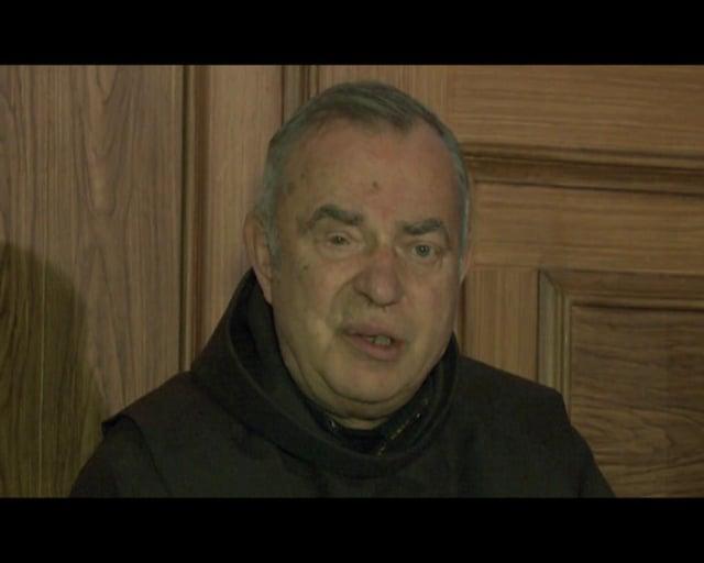 Fra Hoško o Međugorju