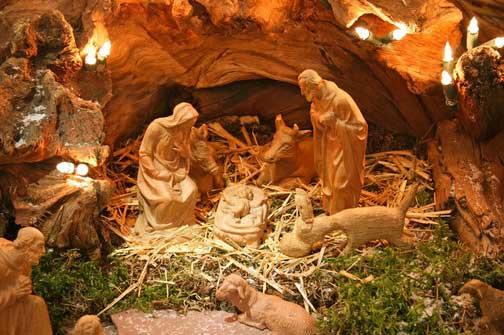 Devetnica  rođenju Isusovu u župi Međugorje