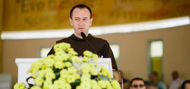 Propovijed fra Damira Pavića: ''Njemu ljudska slava ne treba''