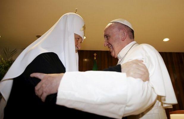 Povijesni susret Pape i Moskovskog patrijarha