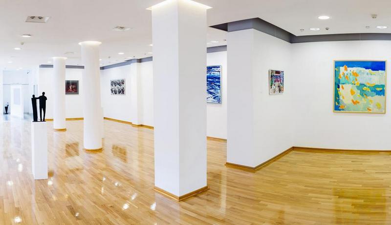Izložba u povodu 20.rođendana Aluminija d.d. Mostar