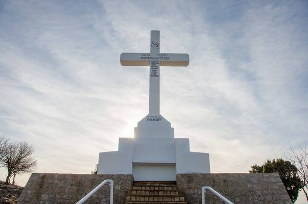 83 godine križa na Križevcu
