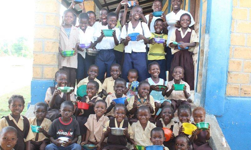 Upoznajmo Marijine obroke: Lady of Osijek naziv školske kuhinje u Liberiji