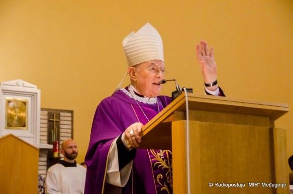Propovijed nadbiskupa Henryka Hosera na vecernjoj svetoj misi, 1.travnja 2017. u Međugorju