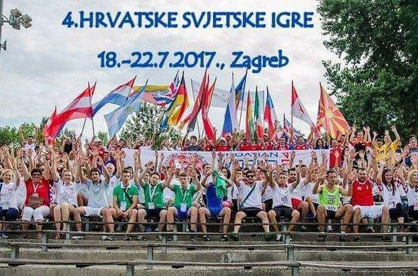 4.Hrvatske svjetske igre: Jedno je srce, jedna je Hrvatska!