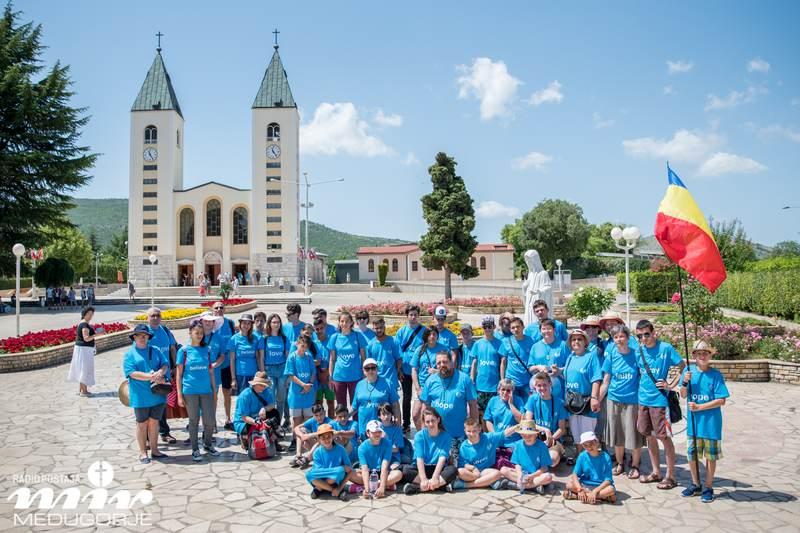 Djeca bez roditelja iz Rumunjske besplatno na hodočašću u Međugorju!