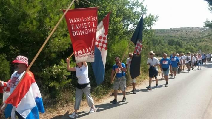 Marijanski zavjet za domovinu stiže u Mostar, a sutra u Međugorje!