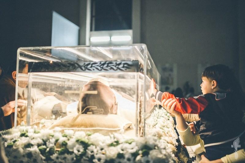 Dolaskom tijela sv. Leopolda u Herceg Novi ispunila se posljednja svečeva želja