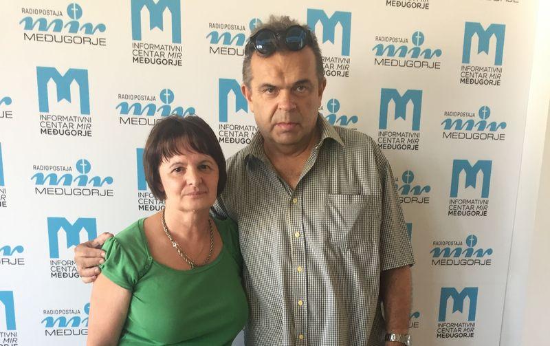 Supružnici Skukan: Godišnji odmor već sedam godina provodimo u Međugorju