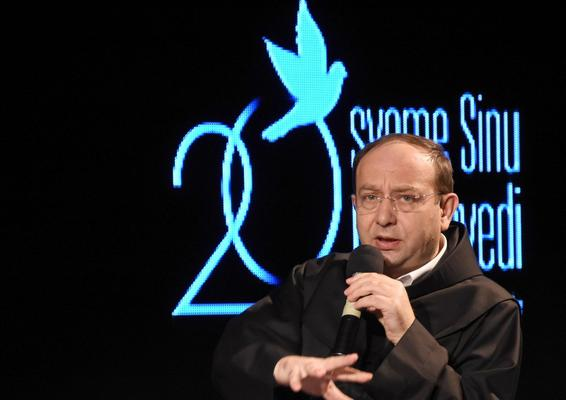 Fra Miljenko Šteko: S Bogom u središtu života najviše ćemo pomoći svome narodu