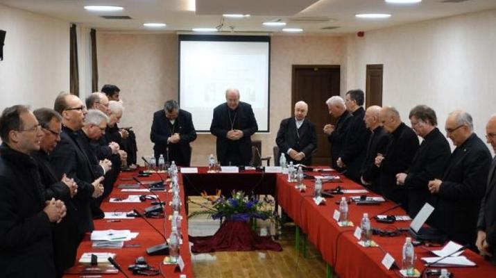 O zasjedanju Austrijske biskupske konferencije u BiH i hrvatskoj katoličkoj župi bl. Alojzija Stepinca u Salzburgu