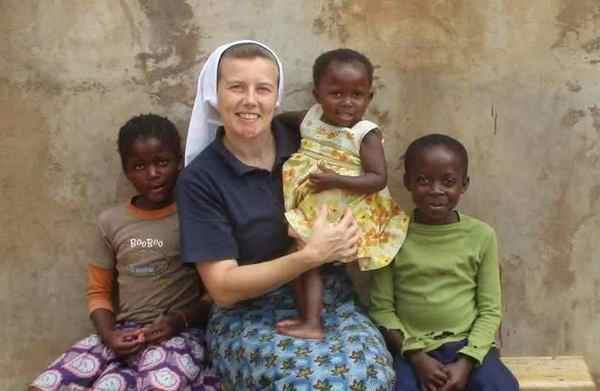 S. Adriana Galić iz DR Kongo:''Pred Bogom smo svi jednaki!''