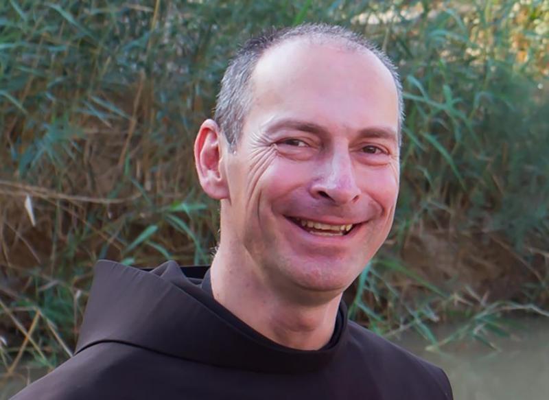 Krstio se u 21.godini života i odabrao put svećeništva i redovnički poziv