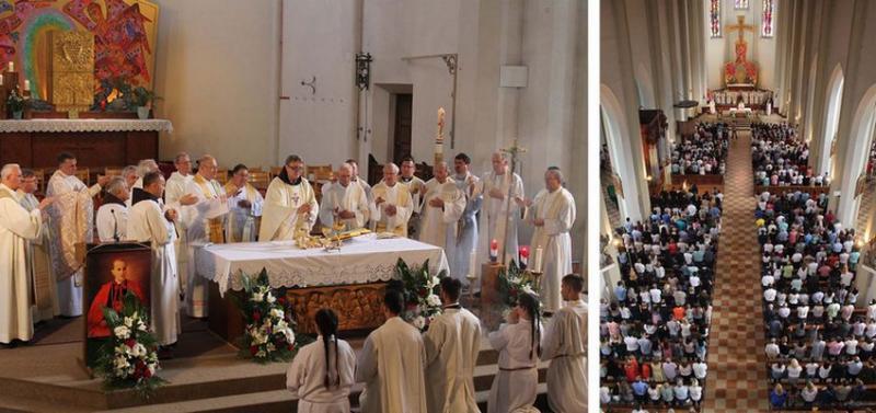 70 godina hrvatske katoličke župe Salzburg