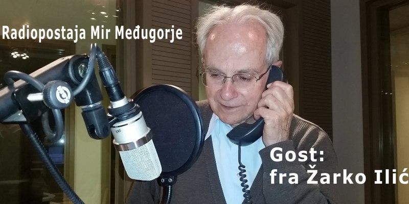 Fra Žarko Ilić- kroničar međugorskih zbivanja