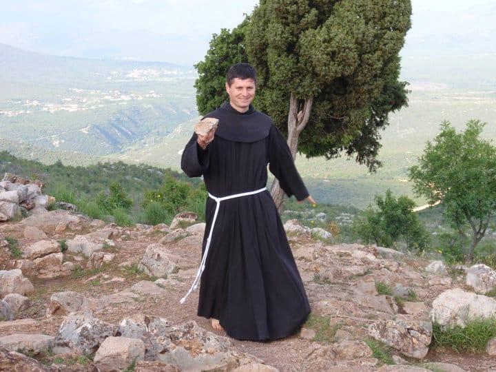 """Fra Velimir Bavrka: """"Koliko je puta Gospa zaustavila ruku Božjeg gnjeva da nas ne kazni!"""""""
