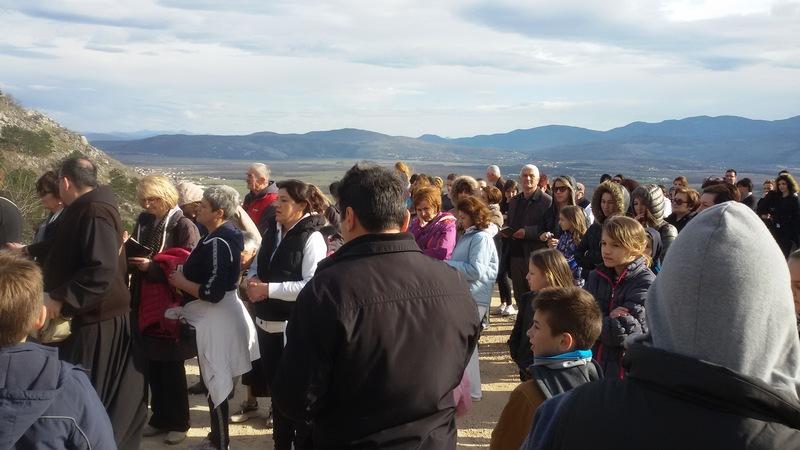 Blagoslov postaja i molitva Puta Križa u Gorici bit će 31. ožujka u 15 sati