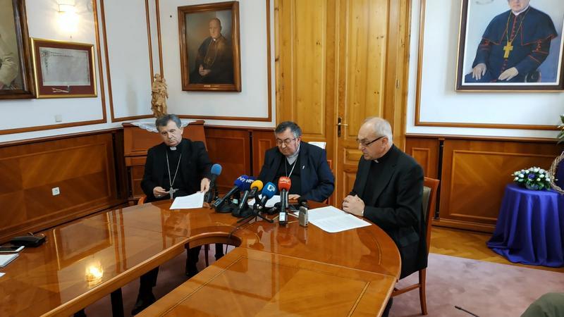 Biskupi pozivaju na stvaranje uvjeta za ostanak u BiH