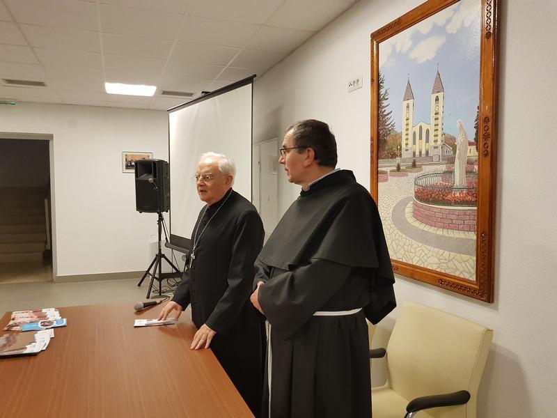 U Međugorju završen XIII. nacionalni tečaj za duhovne asistente FSR-a i Frame