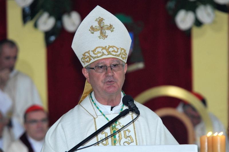 Propovijed biskupa Zdenka Križića na Humcu kod Ljubuškog na blagdan sv. Ante