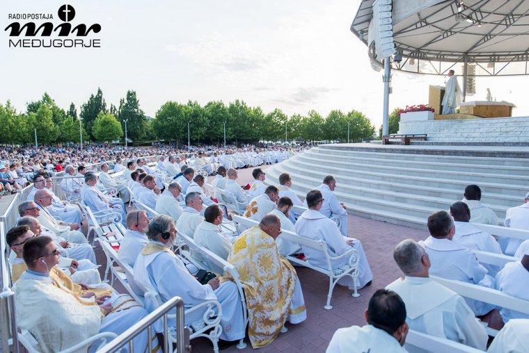 Najavljujemo Duhovnu obnovu za svećenike u Međugorju koja će biti od 8. do 13. srpnja