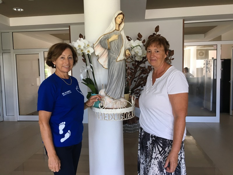 Medicinska sestra Boža Pirkovič iz Slovenije organizira hodočašća u Međugorje