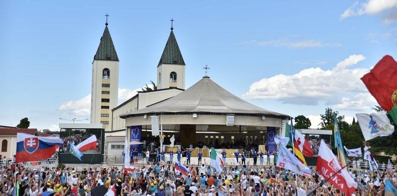 Hodočasnik iz Australije došao u Međugorje: Iako mi je 39 godina i ja sam dijete Božje