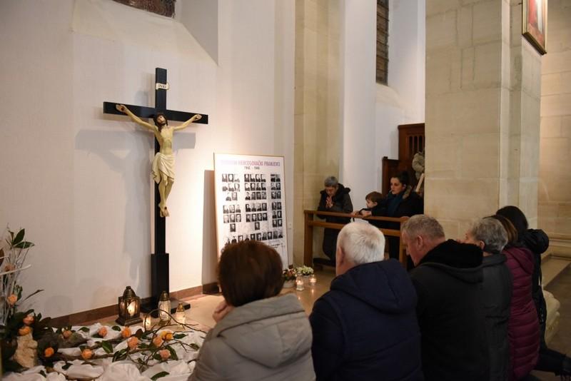 Osvrt na molitveni program X. dana pobijenih hercegovačkih franjevaca