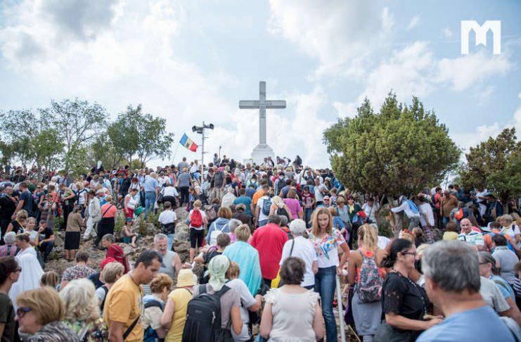 86 godina od izgradnje križa na Križevcu