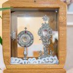 Relikvije svetaca koje se čuvaju u crkvi u Šurmancima