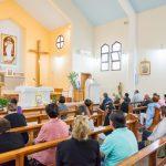 Crkva u Šurmancima posvećena je 2002. godine upravo Božjem milosrđu